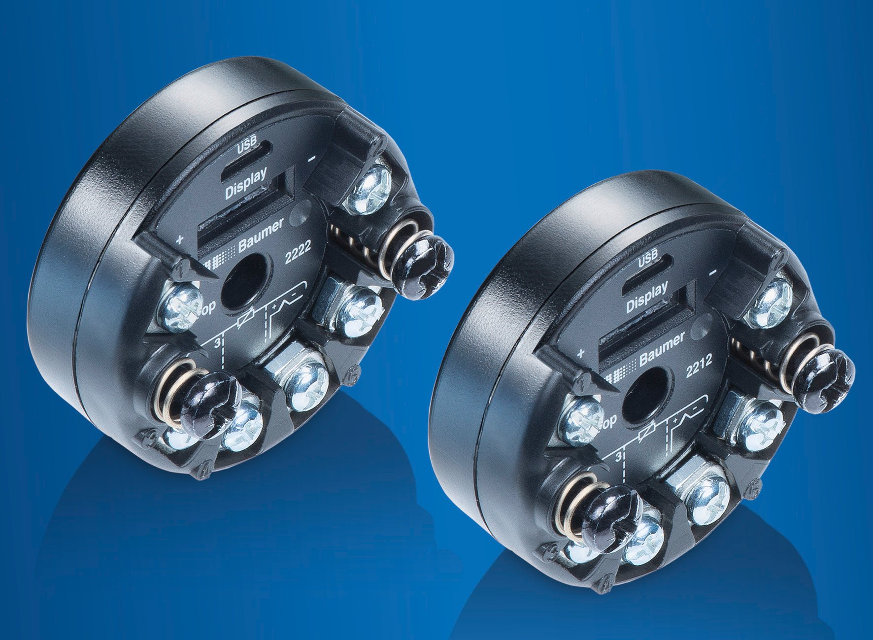 Flextop 2212 And 2222 Flexible Universal Temperature Transmitters Sensor Current Loop Transmitter For Improved User Friendliness