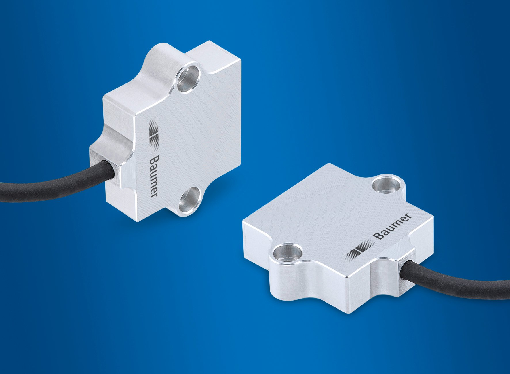 Compact inclination sensors for harsh outdoor conditions | Baumer
