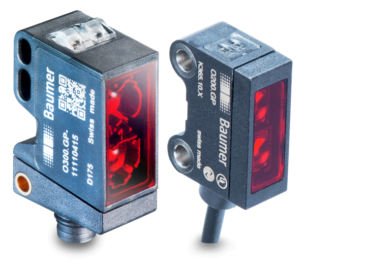 Photoelectric sensors with IO-Link