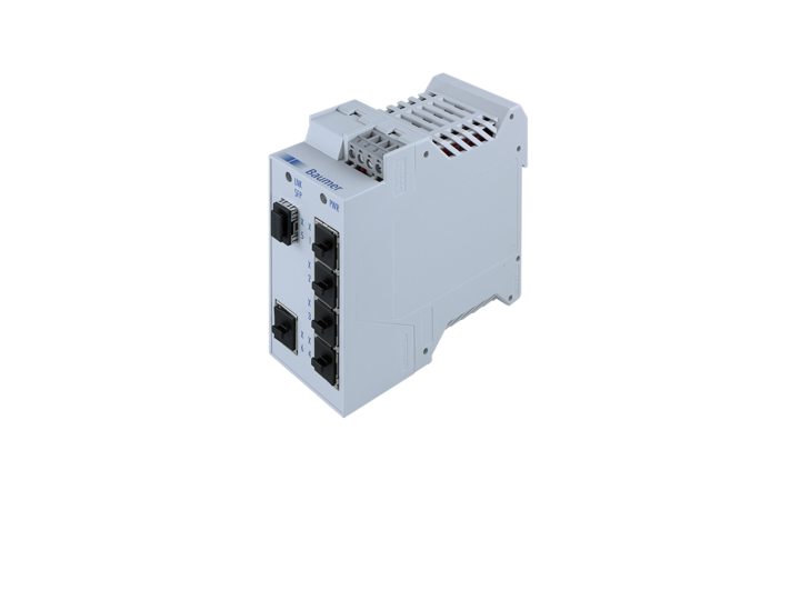 Network components – GigE Power Switch Extended