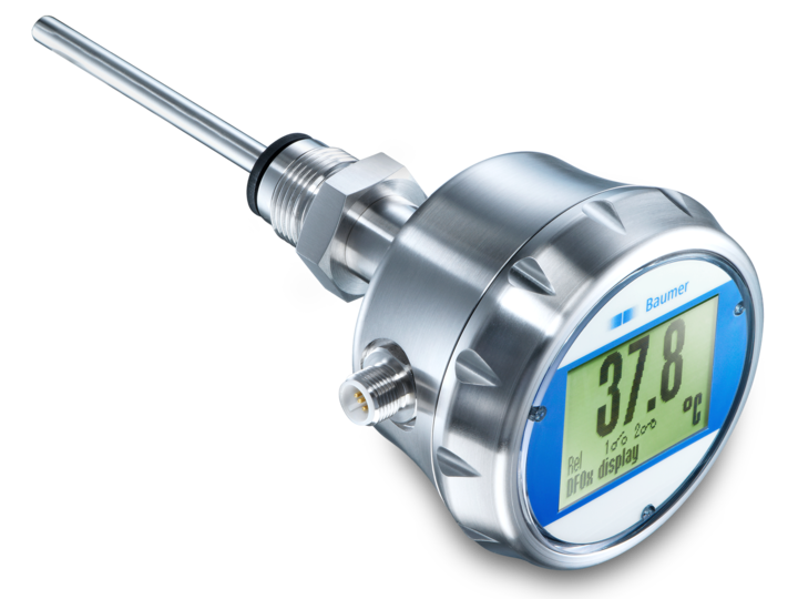 CombiTemp – Temperature measurement – TFRN – Modularly configurable RTD industrial thermometer