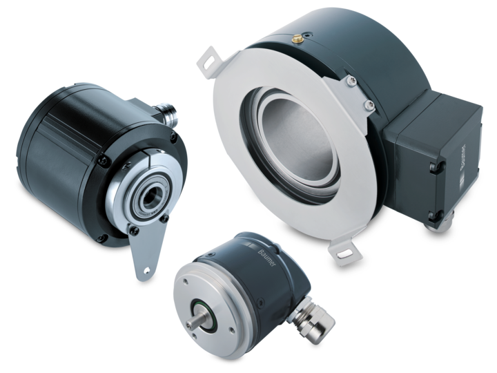 HeavyDuty encoders absolute