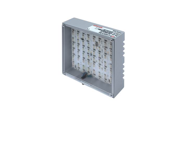 Illumination / Illumination accessories – ZVI-TOPLIGHT80_24VDC_rot617nm_30°