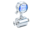 Electromagnetic flow meter for hygienic applications