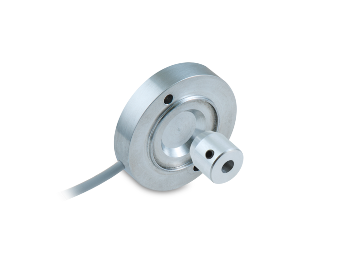Hollow shafts up to 8 mm – axial sensing – Absolute encoders EAM500 with only 10 mm installation depth