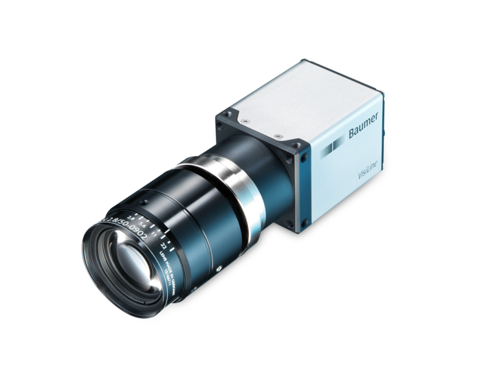 Proven CCD and CMOS cameras with excellent image quality