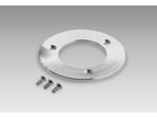 Mounting solid shaft encoders – Adaptor plate for clamping flange for modification into flange diameter 65 mm (Z 119.033)