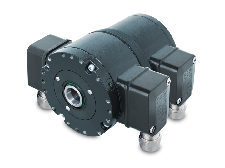 Combination with mechanical speed switch – Incremental HeavyDuty encoders with speed switch HOG86+FSL