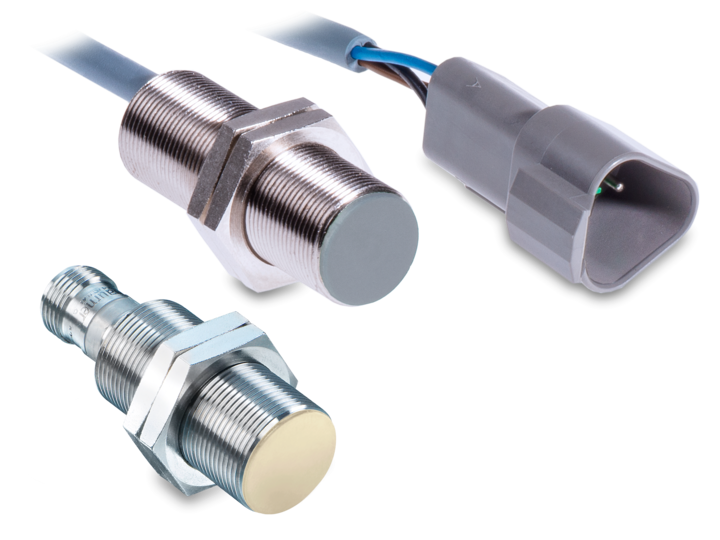 Sturdy sensors for demanding environments