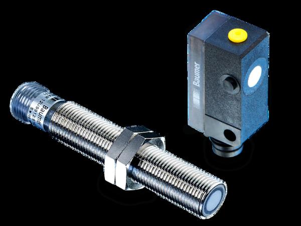 Ultraschall Entfernungsmesser Analog : Ultraschall distanzsensoren baumer