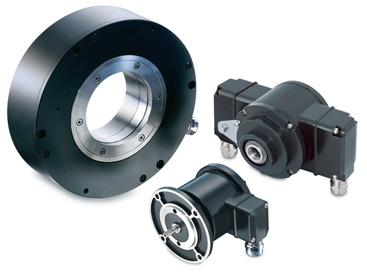 HeavyDuty encoders incremental
