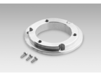 Mounting solid shaft encoders – Adaptor plate for clamping flange for modification into synchro flange – Adaptor plate for clamping flange for modification into synchro flange (Z 119.013)