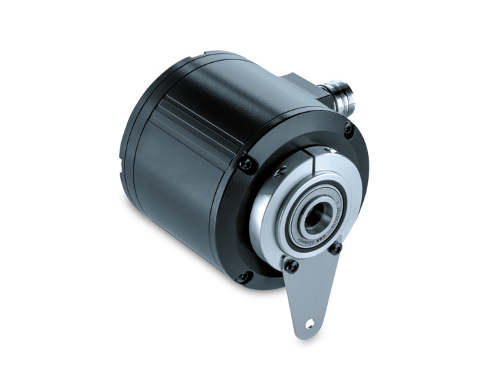 Design 105 mm – hollow shaft or cone shaft – The new absolute reference – Absolute HeavyDuty encoders HMG10 / PMG10