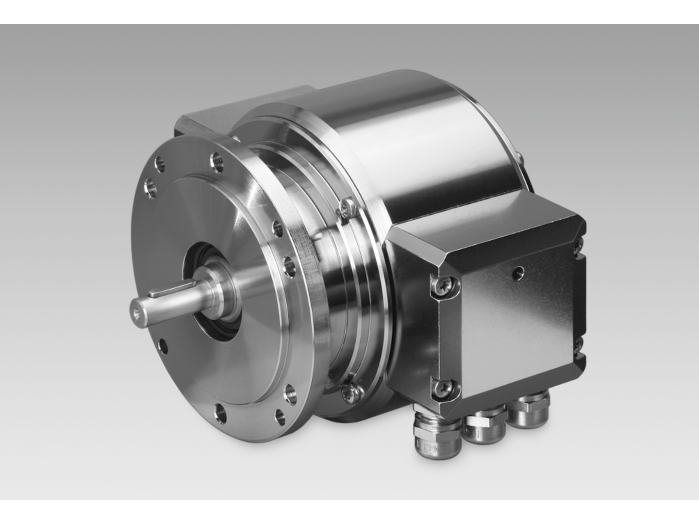 Encoders absolute Heavy Duty