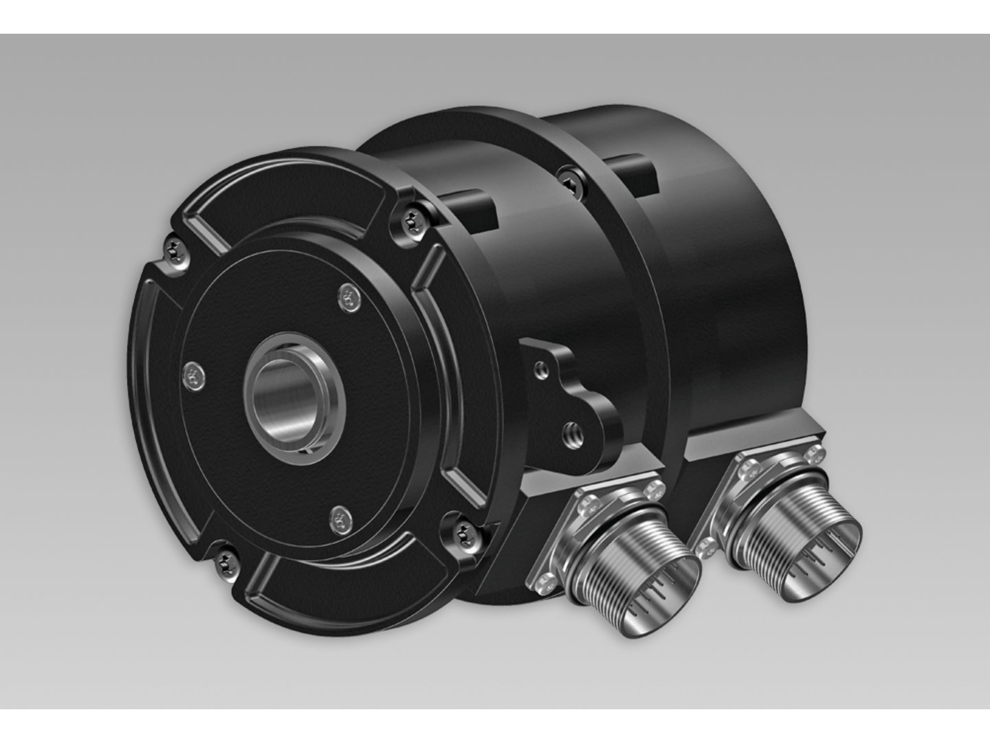 HeavyDuty absolute encoders combination