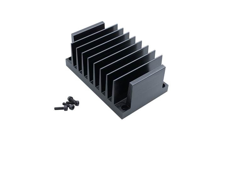 Mountings / Heat sinks – Heat Sink Type D