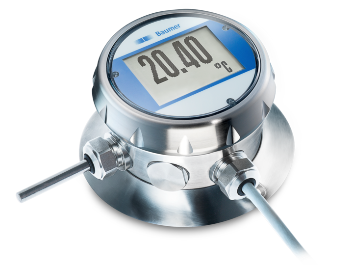 Temperature measurement – TFR5 – Modular RTD thermometer for room and ambient temperature