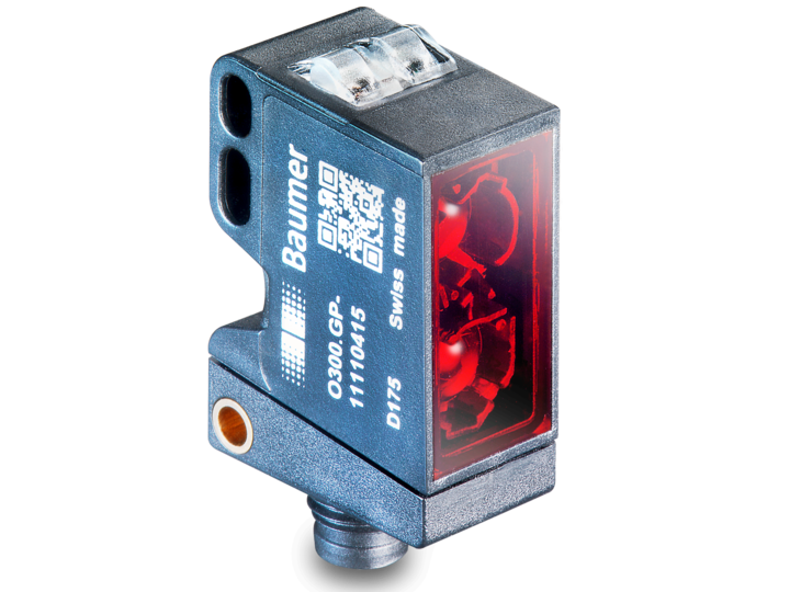 For cramped spaces  – Laser sensors – Line beam