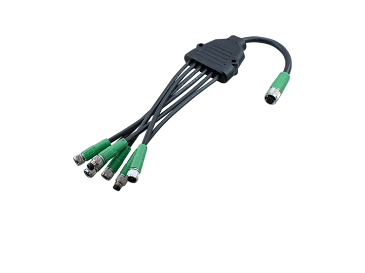 Illumination / Illumination accessories – Multi headed cable Type A4