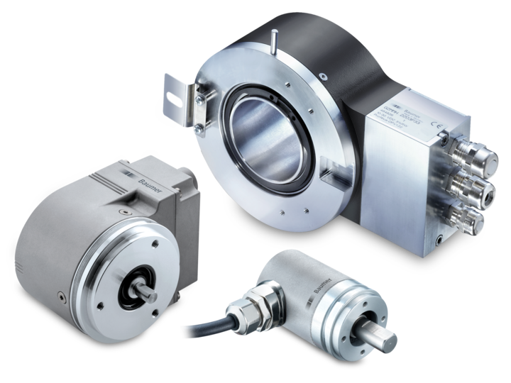 Industrial encoders absolute