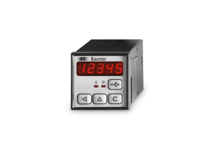 Electronic time and hour counters