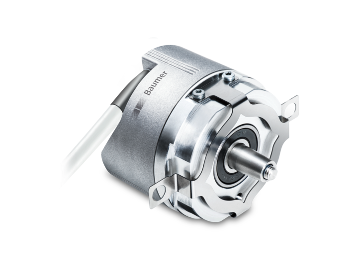 58 mm absolute SSI / BiSS C – stator coupling – Absolute motor feedback encoders EFL580 with BiSS C