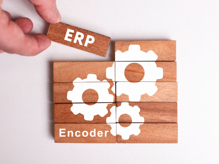 Maximum efficiency by implementing encoder parameters in your ERP