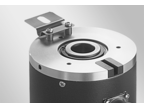 Mounting hollow shaft encoders – Spring coupling for one-side attachment, length 35 mm (Z 119.050)