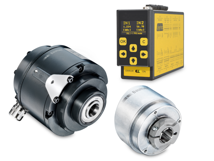 Functional safety certified encoders