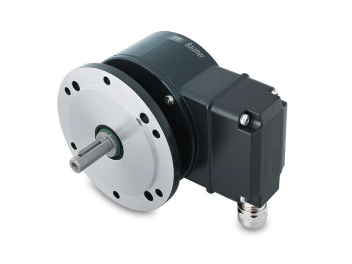High resolution up to 10 000 ppr – Design 115 mm – solid shaft with EURO flange B10 – SinCos signal output – LowHarmonics for excellent signal quality