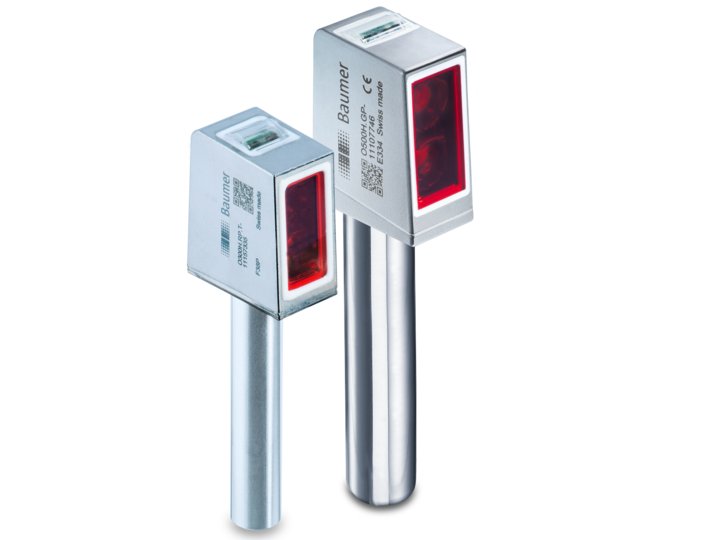 Photoelectric sensors – Hygienic design