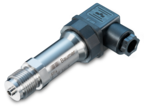 Pressure sensor for standard use in railway applications