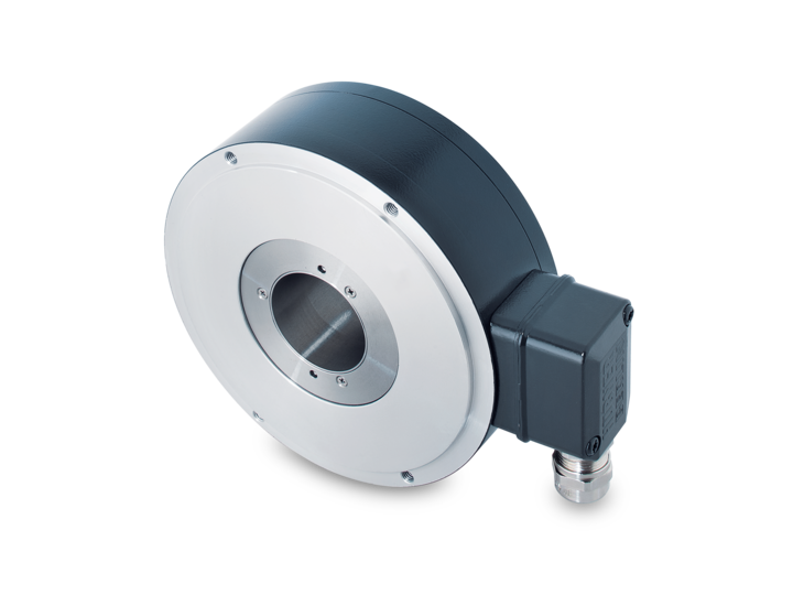 Bearingless HeavyDuty encoders – optical – For highspeed applications – optical technology without integral bearings