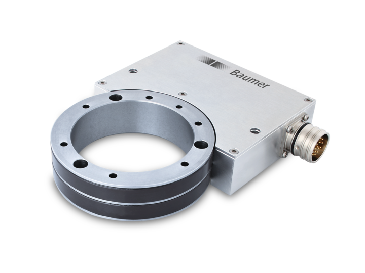 Absolute bearingless encoders – Hollow shafts up to 340 mm – high resolution